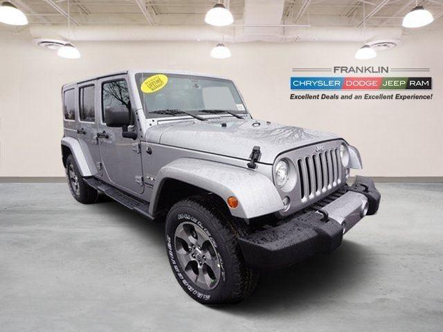 2018 jeep wrangler jk unlimited sahara franklin tn. Black Bedroom Furniture Sets. Home Design Ideas