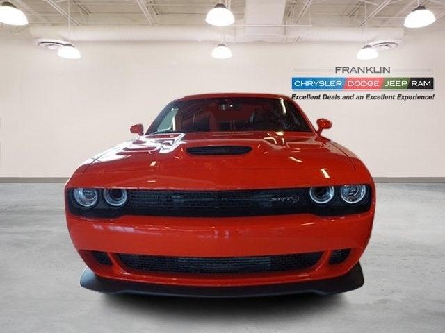 2018 Dodge Challenger Srt Hellcat Franklin Tn