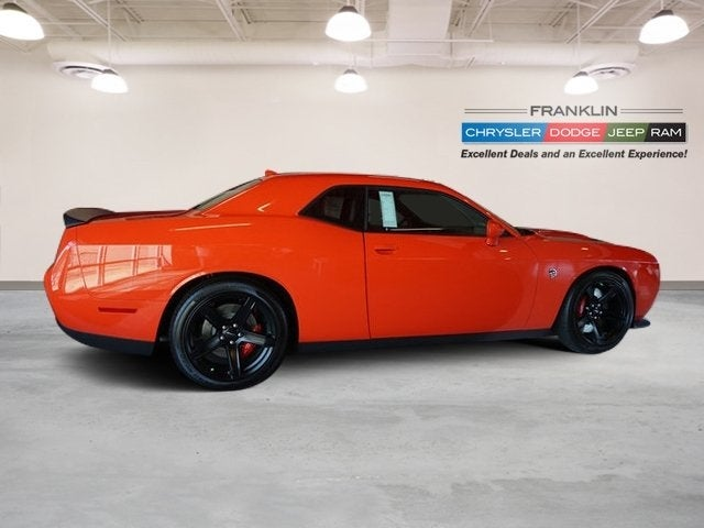 2018 Dodge Challenger Srt Hellcat Franklin Tn